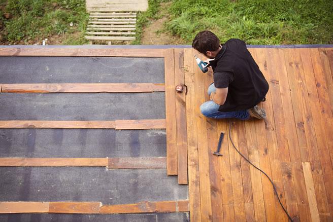 Installation de vos terrasse bois